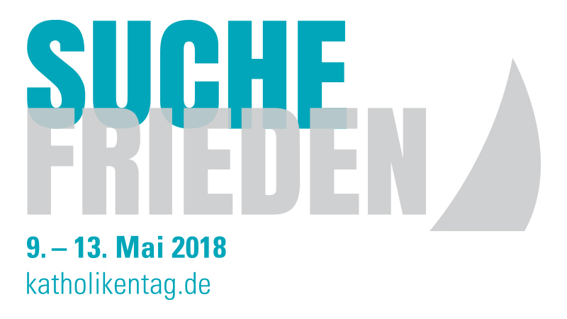 Katholikentag 2018 in Münster Plakat